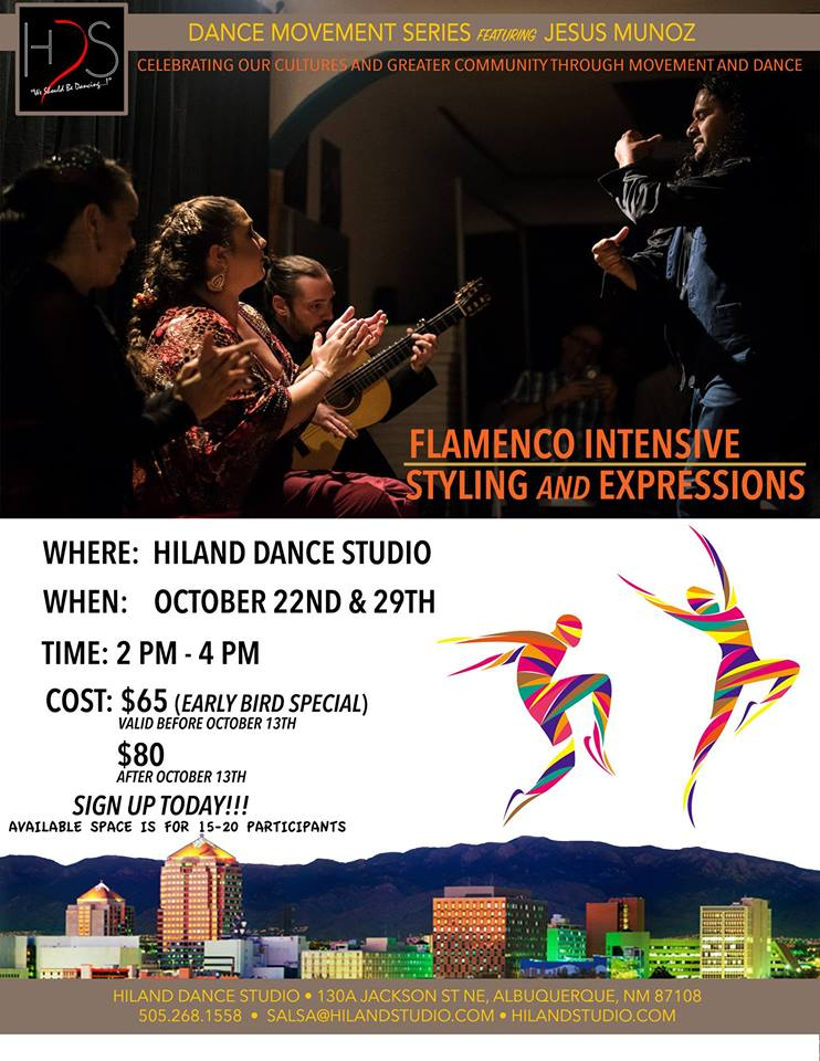 Hiland Dance Studio Dance Movement Series Workshop